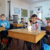 """Școala Primară """"Înv. Bortoș Costea Maria"""" Băița - Iepuraşul a venit mai devreme"""