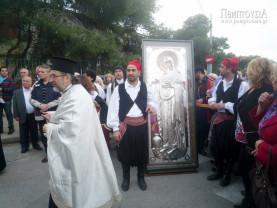 Un pelerinaj la Sfântul Munte Athos - Cum a scăpat Athonul de o cioplire idolească…