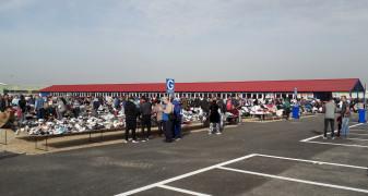 Bazarul din Piața 100 - Își suspendă activitatea