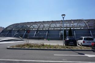 """Bazinul Olimpic """"Ioan Alexandrescu"""" - Au început lucrările de reabilitare"""