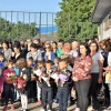 """La Școala Gimnazială  """"Nicolae Popoviciu"""" din Beiuș - Emoții în prima zi de școală"""
