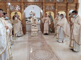 """Beiuș - Biserica greco-catolică a primit și hramul """"Fericitul episcop Valeriu Traian Frențiu"""""""