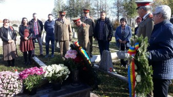 Mihail-Anton Samuilă, eroul din Afganistan - Comemorat de Ziua Veteranilor