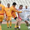 La sărbătoarea slovacilor - Foste glorii ale fotbalului românesc