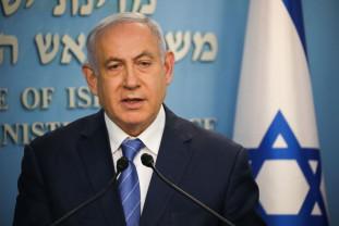 Israel. Primul ministru Benjamin Netanyahu - La primul termen din proces