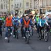 Critical Mass - turul Oradiei pe bicicletă - Startul, astăzi, în Parcul Magnoliei