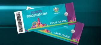 EURO 2021 - Posesorii de bilete pot primii banii înapoi