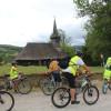 Aproape 200 de bicicliști, pe drumul bisericilor de lemn - Redescoperă Bihorul pe bicicletă