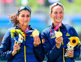 România a ajuns la trei medalii la Tokyo - Aur și argint la canotaj