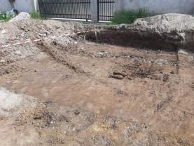 Descoperite pe o stradă din Oradea - Două bombe de artilerie