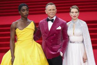 "Filmul ""No Time To Die"" a avut premiera la Londra - James Bond s-a întors"