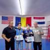 Doi pugilişti orădeni s-au clasat pe podium - Medaliaţi cu argint la Cupa României