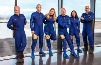 Lansare istorică pentru Virgin Galactic - Richard Branson, primul turist în spațiu