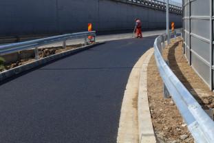 Între Calea Aradului și Calea Sântandreiului - Breteaua de legătură, finalizată