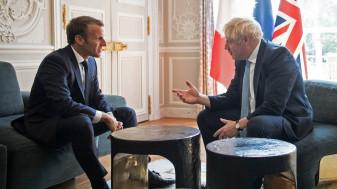 Macron îi cere lui Johnson să ia măsuri până la sfârșitul săptămânii - Revizuirea planului Brexit