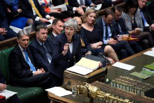 Marea Britanie - Parlamentarii au respins toate alternativele la Brexit