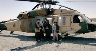"""""""Cadou"""" de la fostul regim - Talibanii au arme americane"""