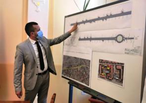 Se modernizează o porţiune din Calea Clujului - Carosabil lărgit la patru benzi până în Oşorhei