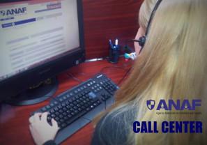 Pentru a evita interacțiunea directă - ANAF recomandă Call center sau Formular de contact