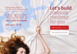 Cea mai bună campanie de promovare turistică - Punctul G al Europei