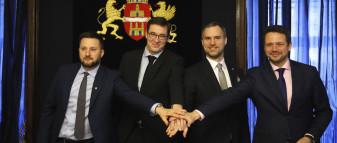 Budapesta, Varşovia, Praga şi Bratislava s-au săturat de iliberalism - Pactul oraşelor libere