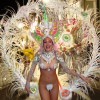 Deşi loviţi de criză şi violenţe, s-a dat startul Carnavalului - Rio nu crede în lacrimi
