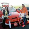 """Orădeanul Marius Bocra, din nou pe podium la Transilvania Drag Race - Cea mai """"beton"""" maşină"""