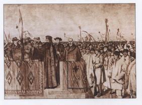 Un fascinant document al Marii Uniri - Albumul Istoric Vasile Goldiș 1918