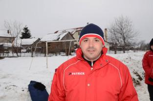 S-a stins antrenorul Gloriei Beiuş - Ciprian Carţiş, răpus de boală la doar 39 de ani!