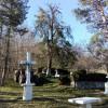 """Casa Memorială """"Iuliu Maniu"""" din Bădăcin - Lucrări de refacere a parcului"""