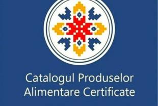 Disponibil şi sub forma de portal web - Catalogul Produselor Alimentare Certificate