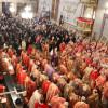 Catedrala Sfântul Nicolae din Oradea a fost neîncăpătoare - Înalți clerici din țară și de peste hotare