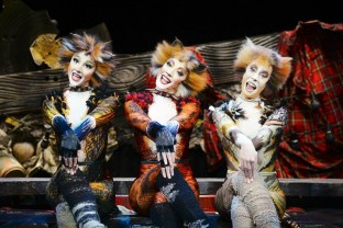 """Musicalul """"Cats"""" a triumfat la gala Zmeura de Aur - A înhăţat şase premii"""