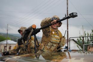 Rusia şi Turcia la un pas de coliziune în Caucaz - Conflictul îngheţat s-a încins
