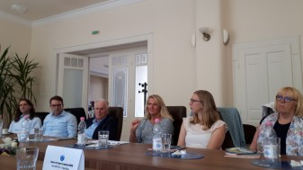 Delegație germană la Camera de Comerț și Industrie Bihor - Sprijin pentru cei care vor să investească