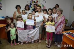 """Activități interesante pentru copii, în perioada vacanței - Tabăra """"Ceata lui Pițigoi"""""""