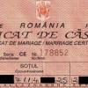 Direcţia de Evidenţă a Persoanelor Bihor informează: Transcrierea certificatelor de căsătorie multilingve