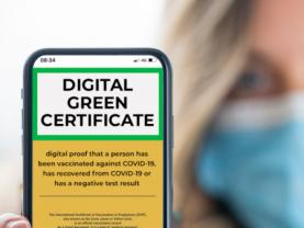 Un model unic în toate ţările UE, pentru a evita restricţiile de călătorie - Certificat verde digital