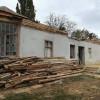"""Romsilva sponsorizează cu cherestea Casa Memorială """"Iuliu Maniu"""" - Lucrări intense la acoperiş"""
