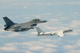 Taiwanul a trimis avioane de luptă pentru interceptarea mai multor aeronave militare - China, acuzată că ameninţă pacea