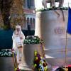 Clopotele Catedralei Mântuirii Neamului au fost sfinţite - Uriaşii din Clopotniţă cântăresc 33 de tone