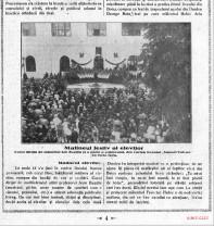 CN Samuil Vulcan Beiuş, la ceas aniversar - Vivat, crescat, floreat Alma  Mater Beiusensis!