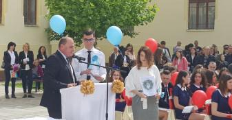 """Colegiul Național """"Teodor Neș"""" din Salonta - Ultimul sunet de clopoţel pentru Promoţia 2019"""