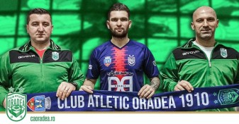 Transfer important făcut de CAO - Codoban a semnat pe un an şi jumătate
