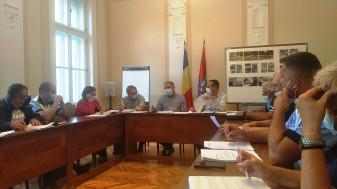 Comisia tehnică - Restricționări ale traficului în Oradea