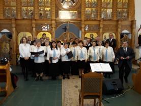 """Concert caritativ la Biserica greco-catolică Beiuș - """"Colind pentru suflet"""""""