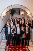 Ansamblul de suflători al Filarmonicii, în concert - Piese din filme, bucurie pentru melomani