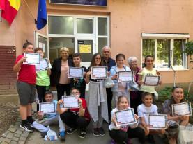 """Tabăra """"Ceata lui Piţigoi"""" - Concurs de șah pentru juniori"""