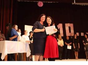 """Concursul Național de Poezie """"Emandiana"""" - Șteianca Carmen Ifrim Săsărman pe podium"""