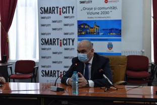 Orașe și comunități. Viziune 2030. Conferință de anvergură la Oradea - Dezvoltare în era tehnologiei